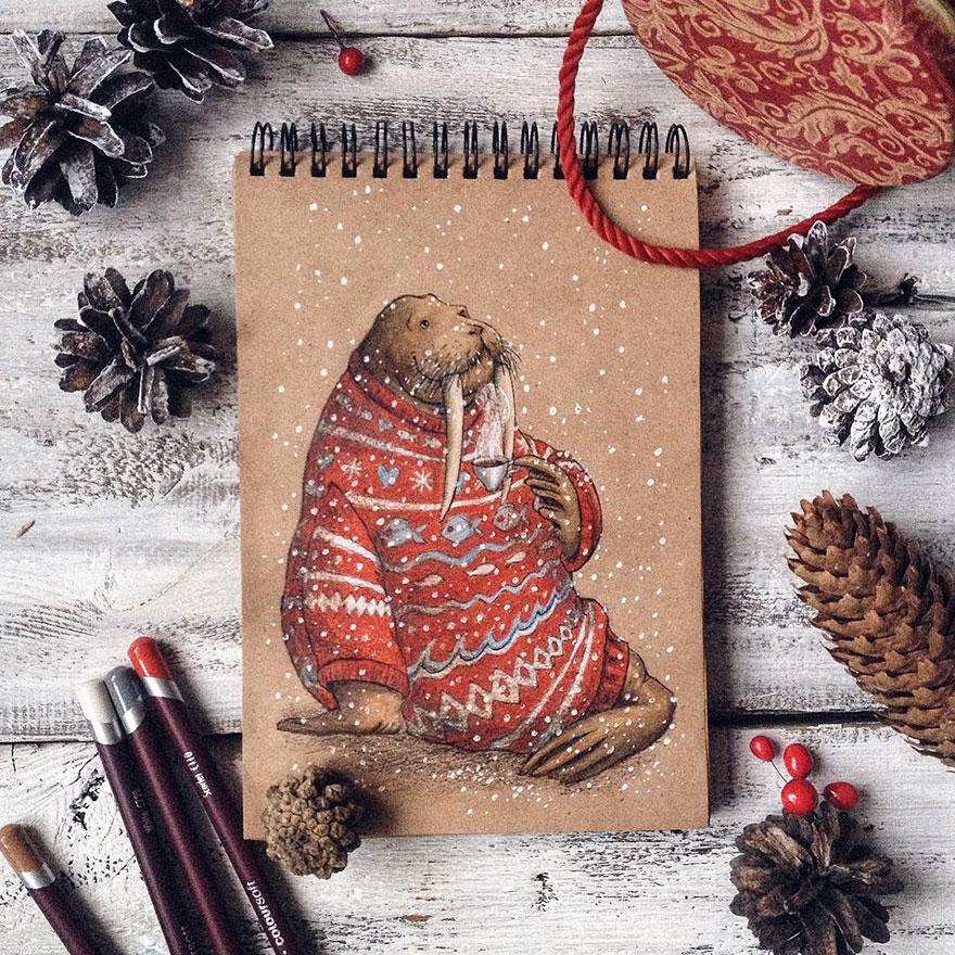 fairytale-illustrations-color-pencil-lia-selina-31