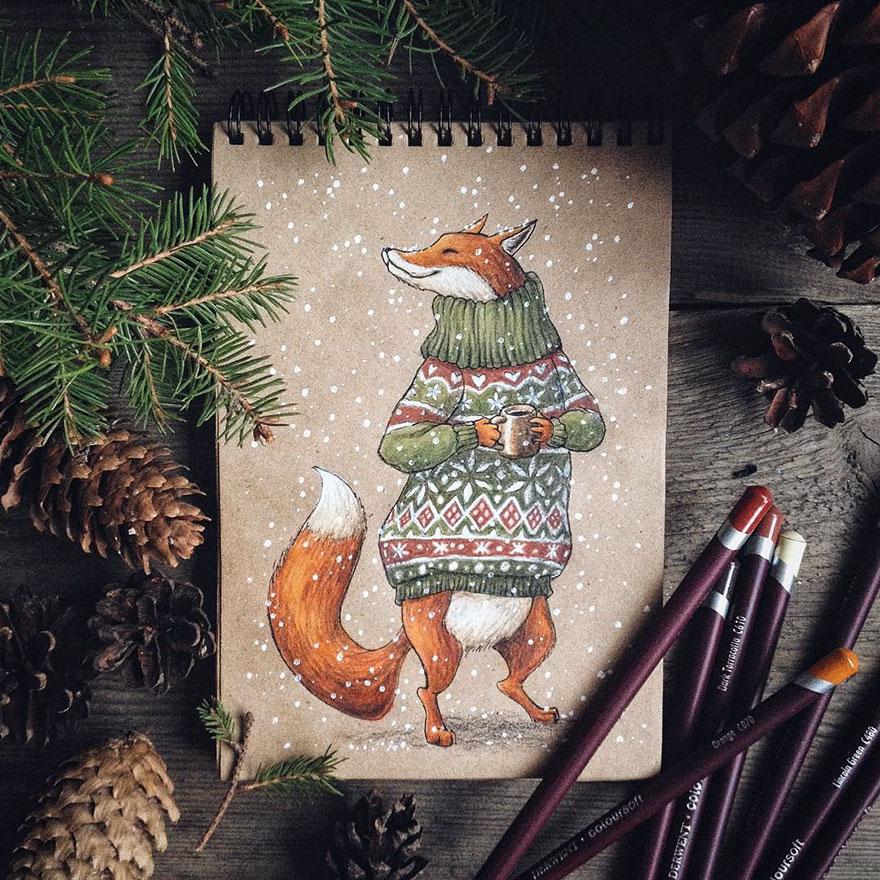 fairytale-illustrations-color-pencil-lia-selina-36