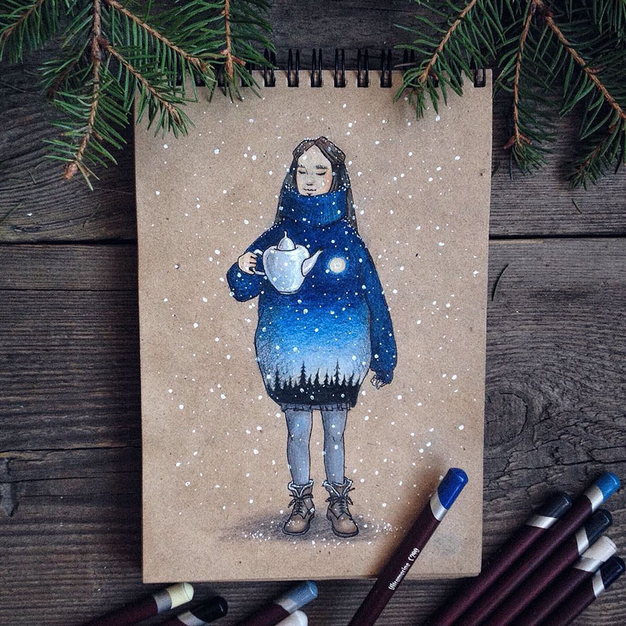 fairytale-illustrations-color-pencil-lia-selina-37