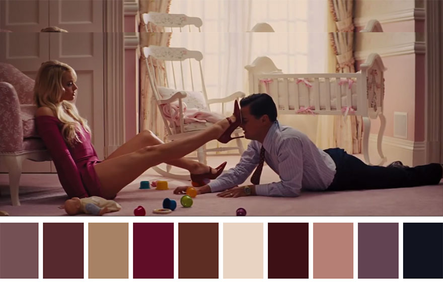 The Wolf Of Wall Street (2013) Dir. Martin Scorsese