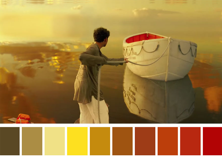 Life Of Pi (2012) Dir. Ang Lee