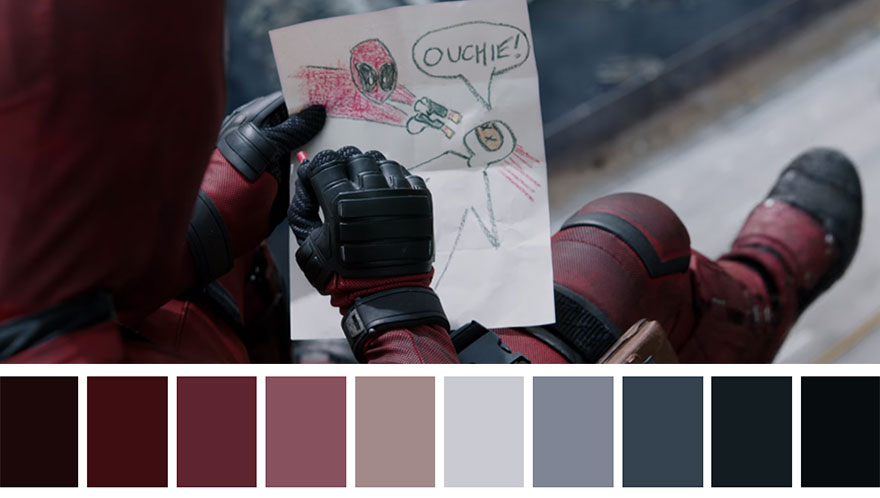 Deadpool (2016) Dir. Tim Miller