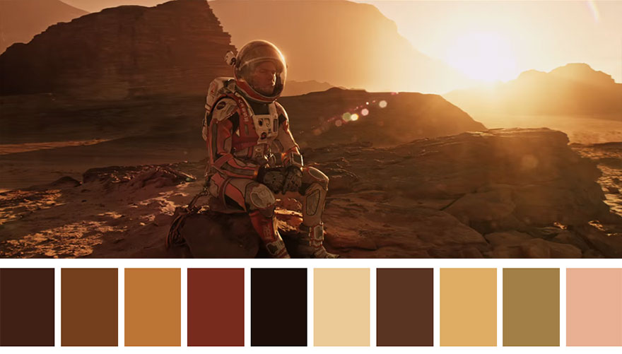 The Martian (2015) Dir. Ridley Scott