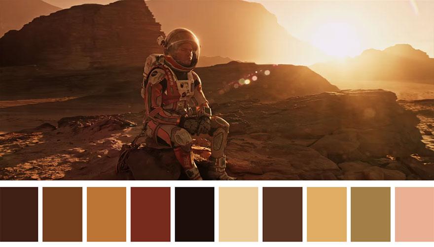 The Martian (2015) Dir. Ridley Scott