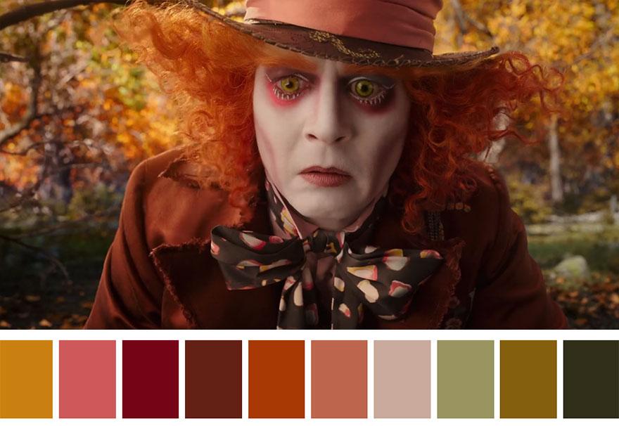 Alice Through The Looking Glass (2016) Dir. James Bobin