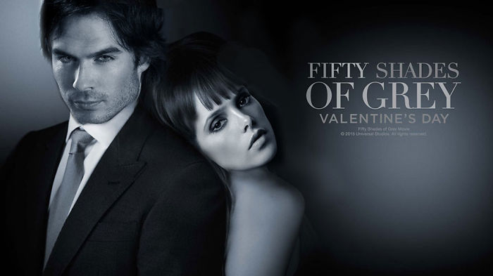 Ian Somerhalder And Ashley Greene Would Have Been An Awesome Couple In 50 Shades Of Grey