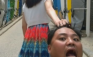 Taiwanese Couple Hilariously Parodies #FollowMeTo Couple