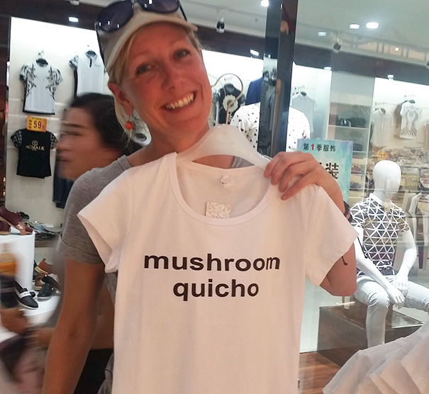 Mushroom Quicho
