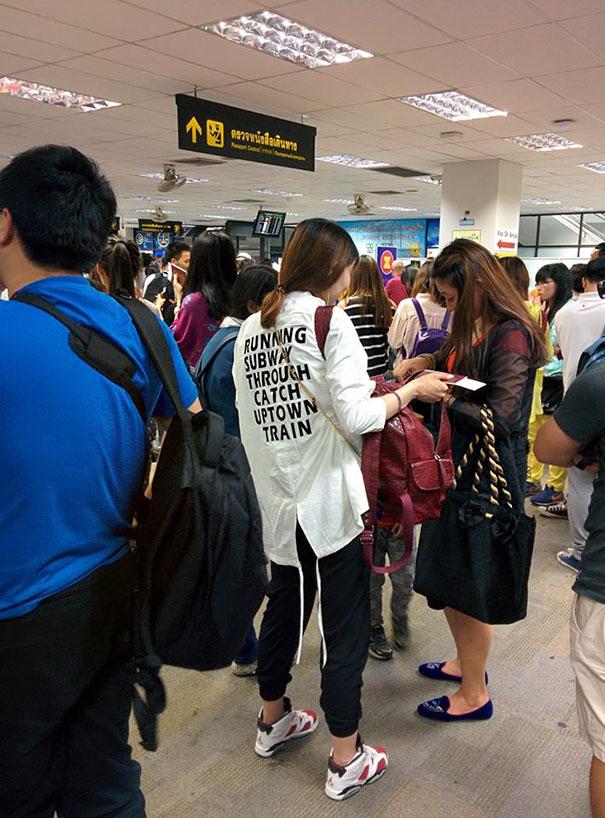 Strange Asian T-Shirt