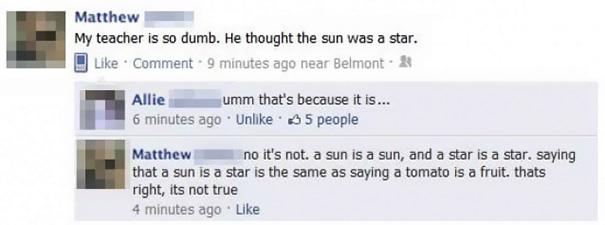 A Sun Is A Sun