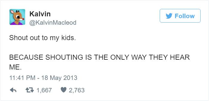 Fatherhood Tweets