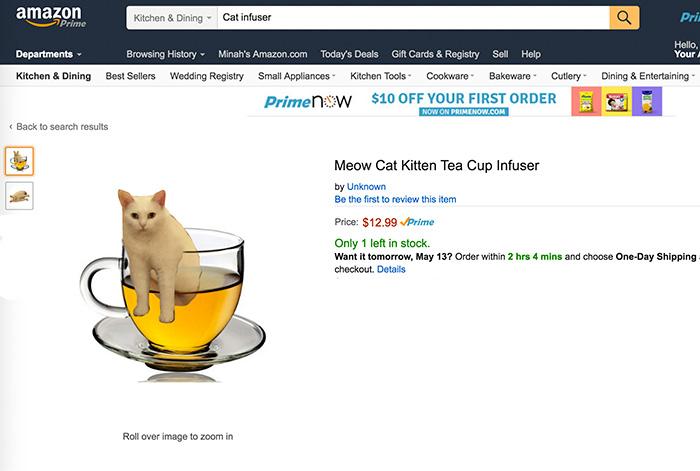 Already On Amazon
