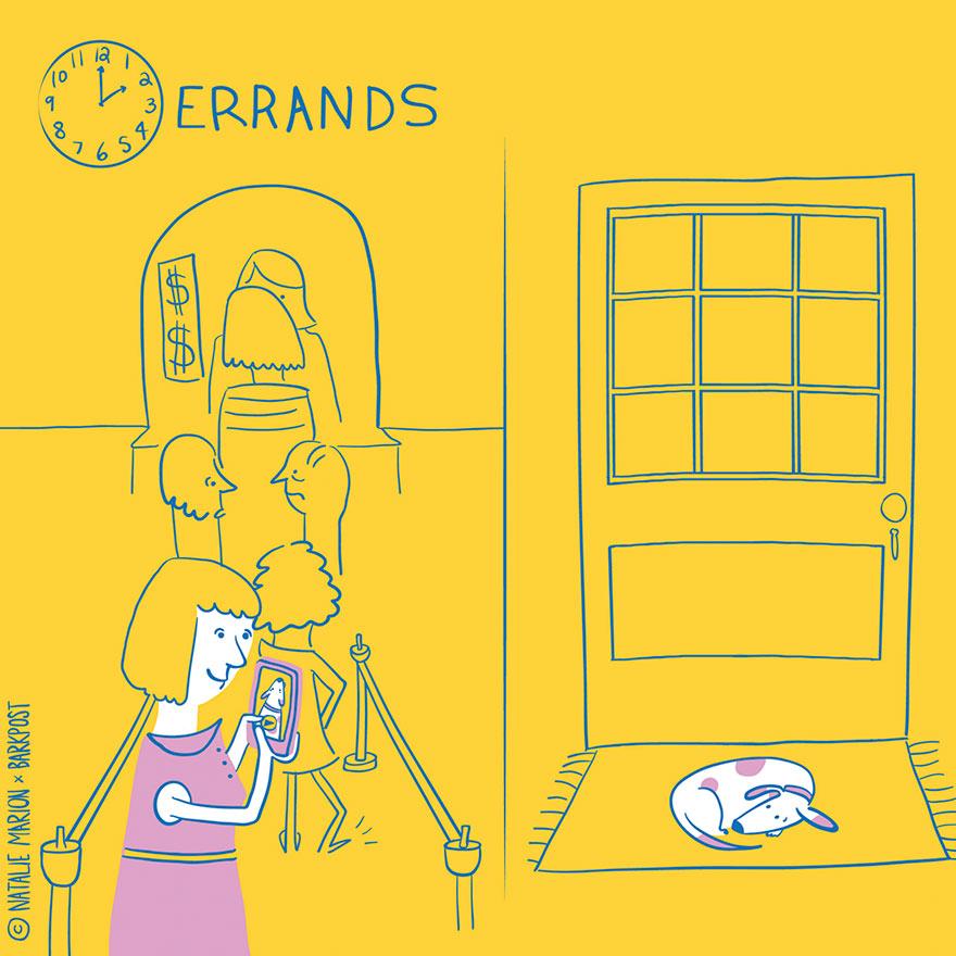 funny-illustrations-dog-mom-daily-life-natalie-marion-1