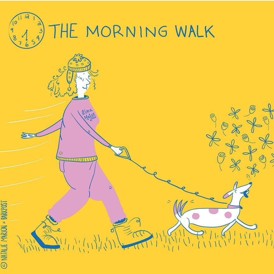 funny-illustrations-dog-mom-daily-life-natalie-marion-5