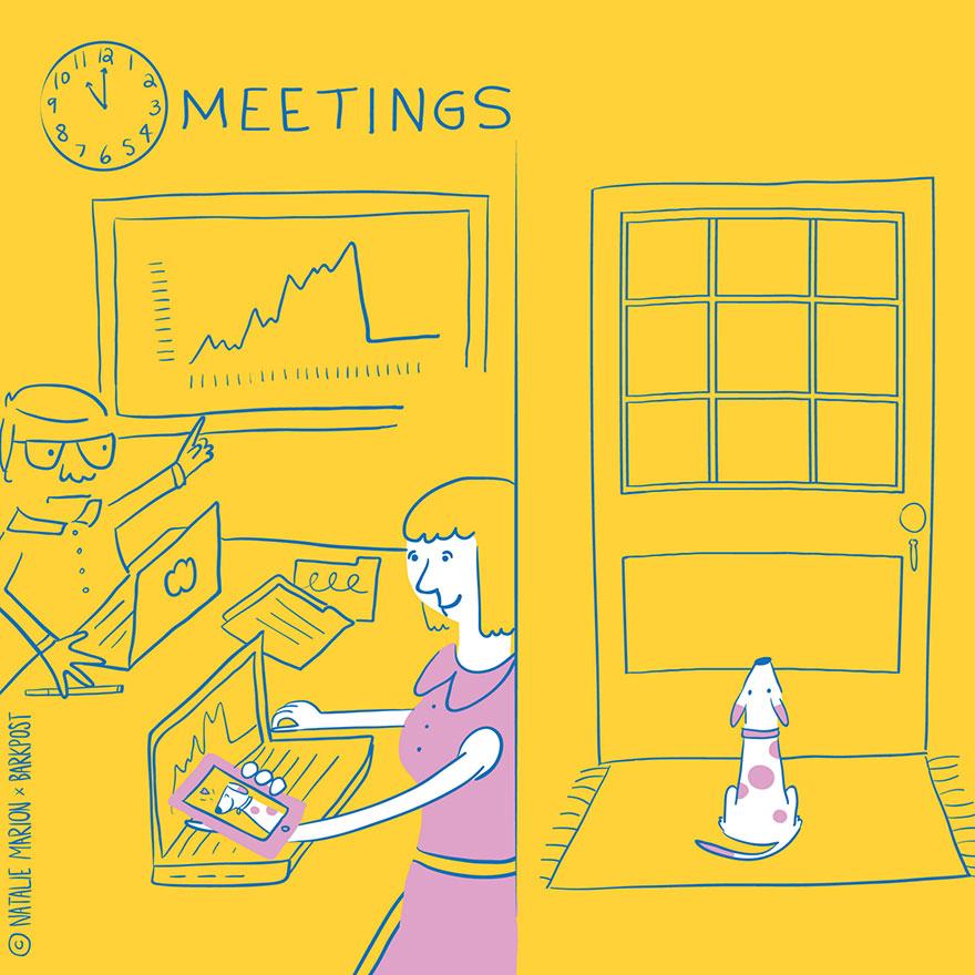 funny-illustrations-dog-mom-daily-life-natalie-marion-6