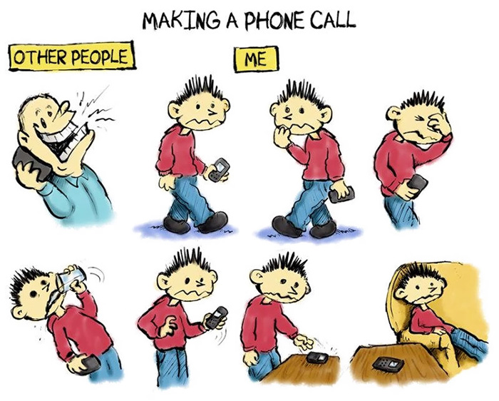 Making A Phone Call