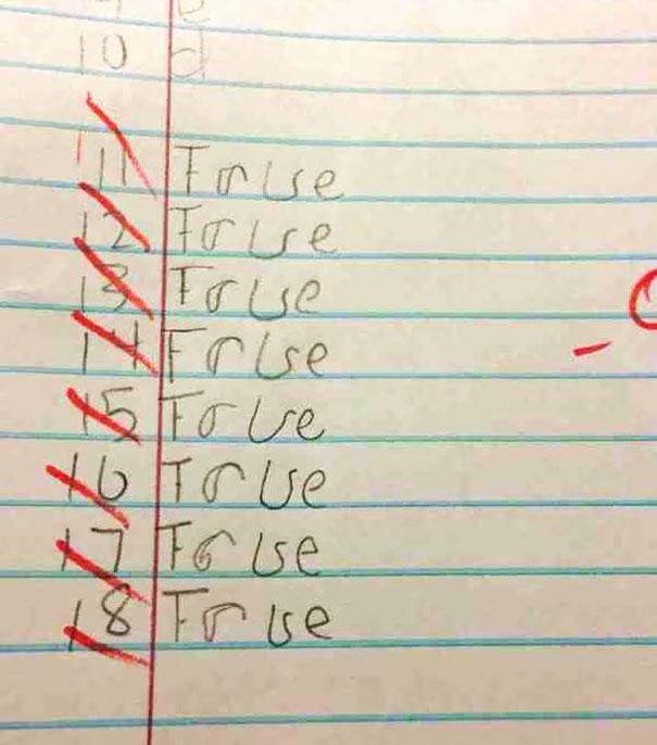 This Kid Is A Genius