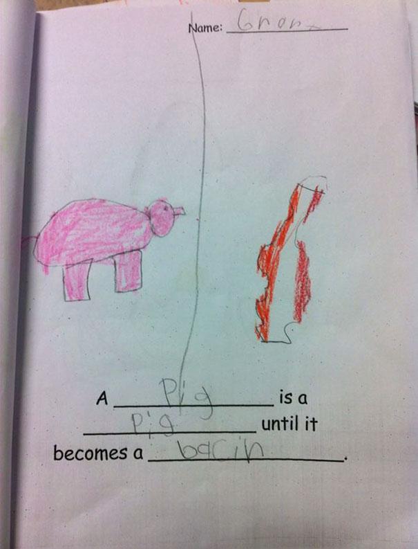 This Kid's A Genius