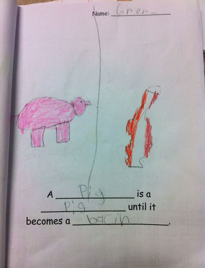 This Kid's A Genius