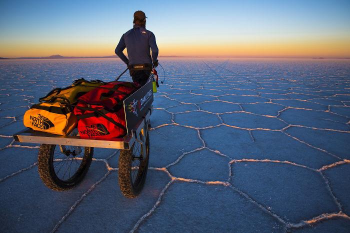The Story Of My Lonely Walk Across The Largest Salt Desert In The World, salar De Uyuni