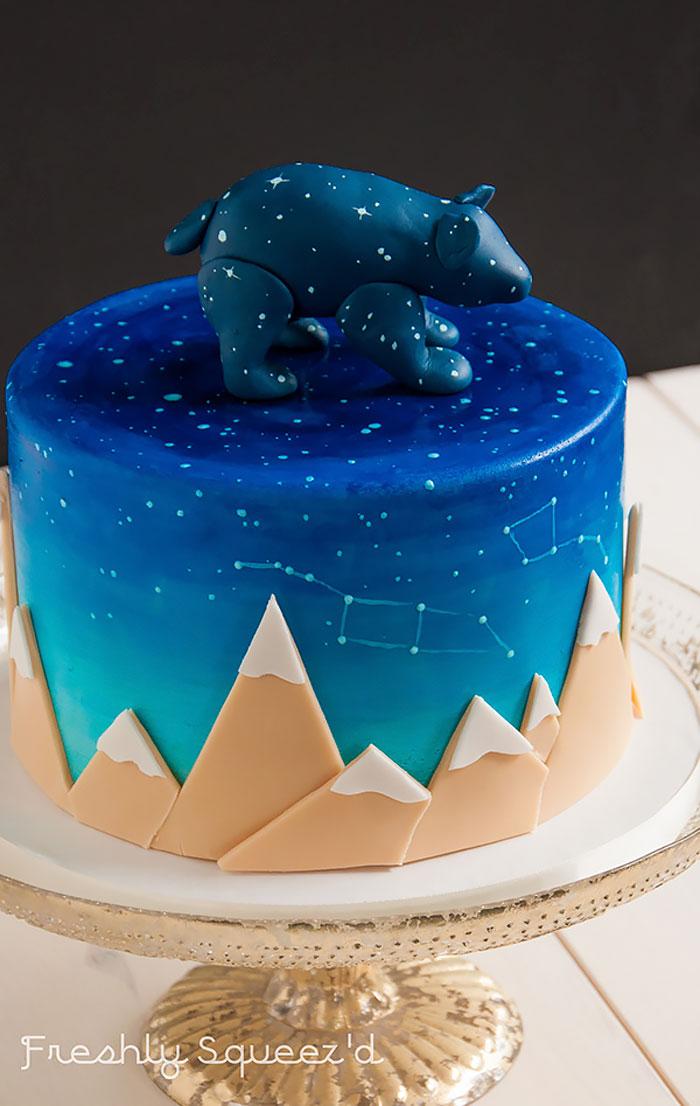 Ursa Major Cake