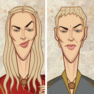 Game Of Thrones Characters Now And Then