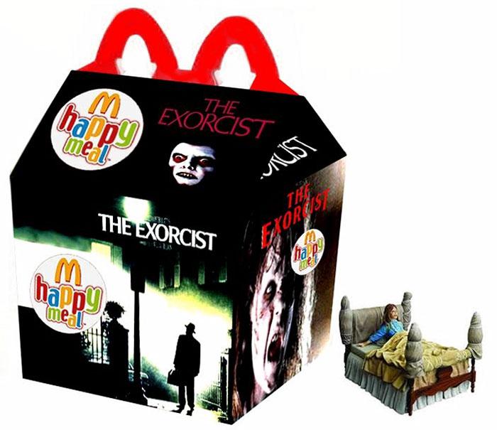 I Made Pop Culture-Themed McDonald's 'Happy Meals'