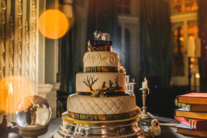 This Harry Potter Wedding Was Pure Magic Bored Panda