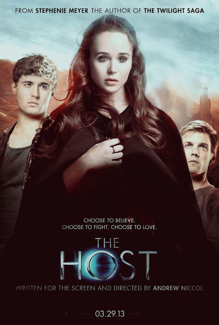 "Ellen Page In ""the Host"""
