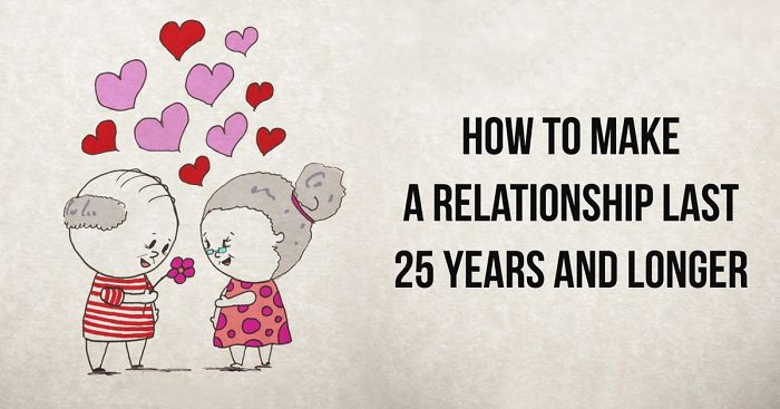How To Make A Relationship Last 25 Years And Longer | Bored Panda