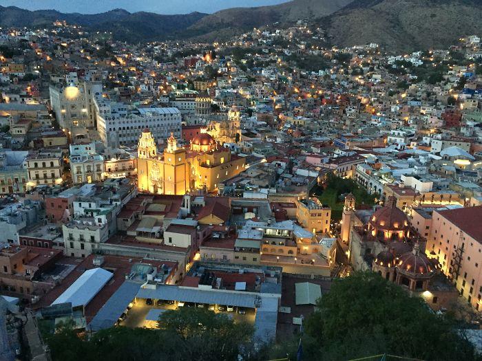 Guanajuato, Mexico (cultural Heritage Of Humanity)