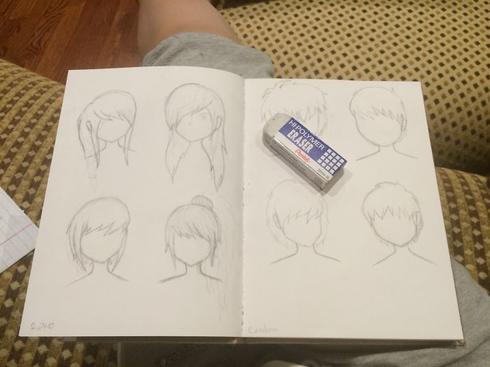Character Designing