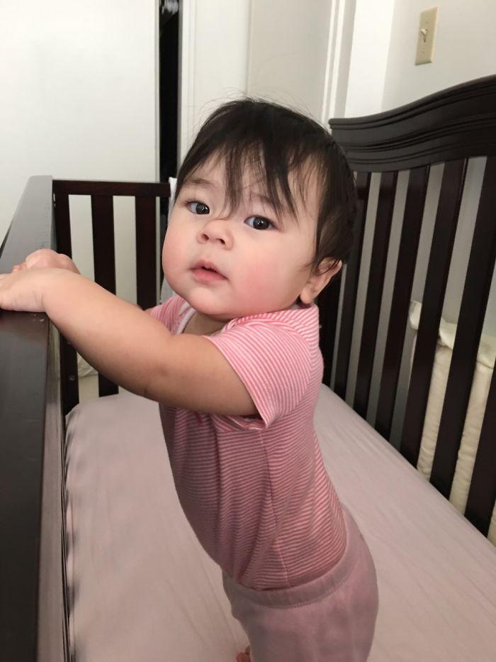 My Alarm Clock…love Her