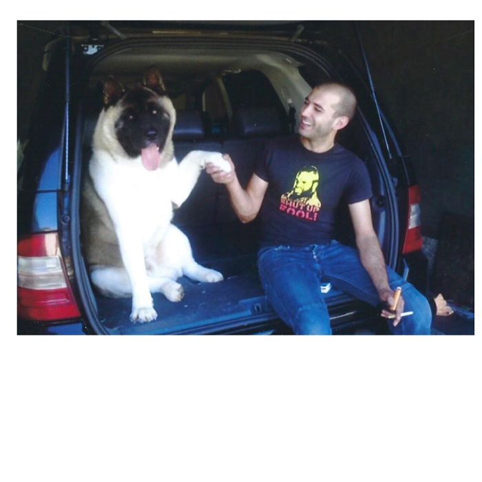 Daniel And His Best Friend Tito
