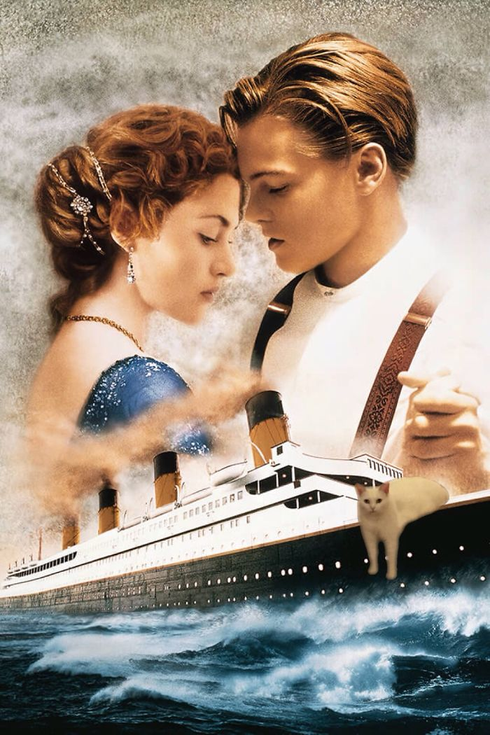 He Was In The Titanic