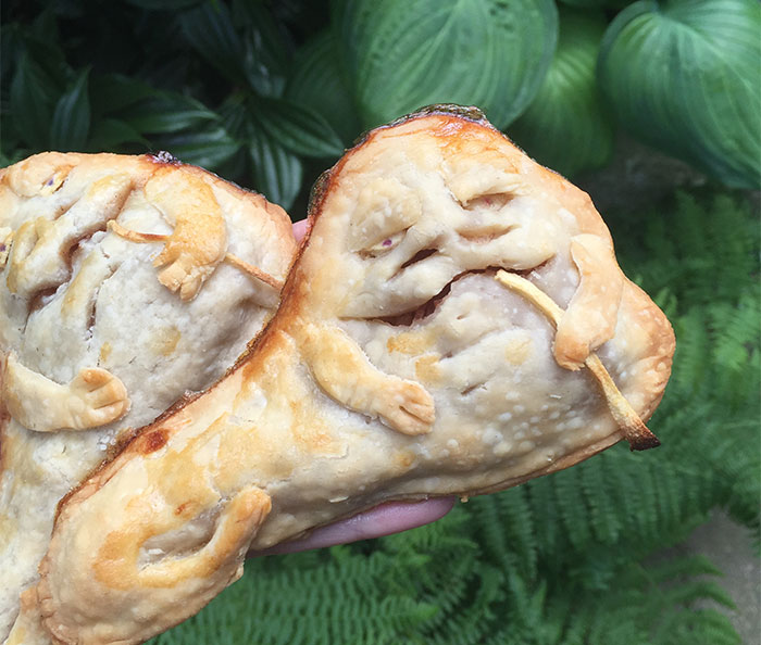 I Made A Batch Of Jabba The Hutt Turnovers For Star Wars Day