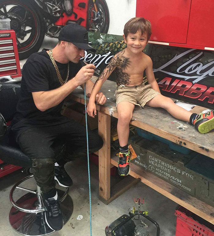 kid-tattoos-airbrush-bejamin-lloyd-new-zealand-1