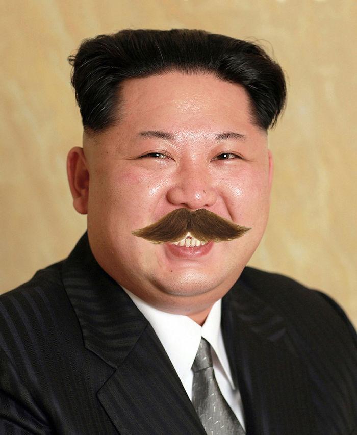 Majestic Moustache