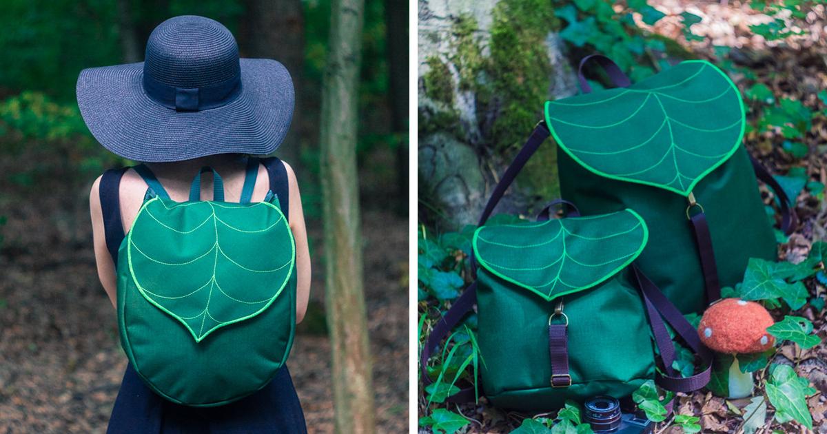 особенностях отдыха самые креативные модели рюкзаков фото никогда наносили