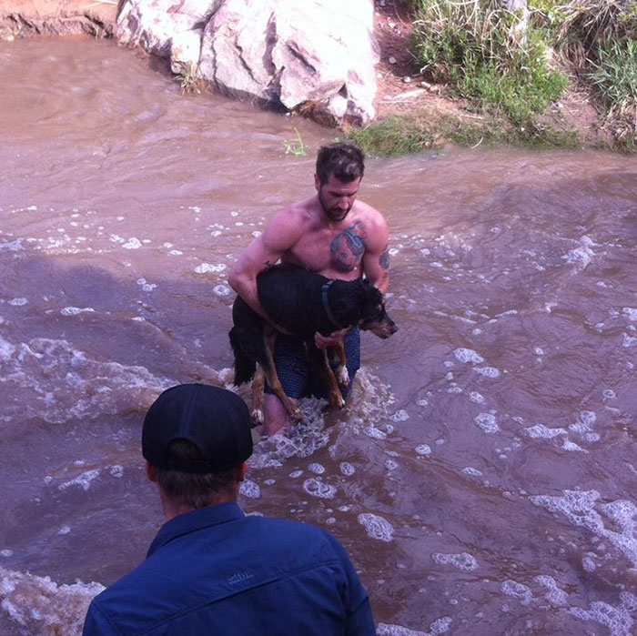 man-saves-dog-drowning-river-carli-4a