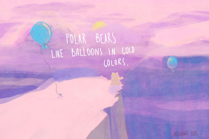 7 Illustrations That Reveal The Truth About Polar Bears