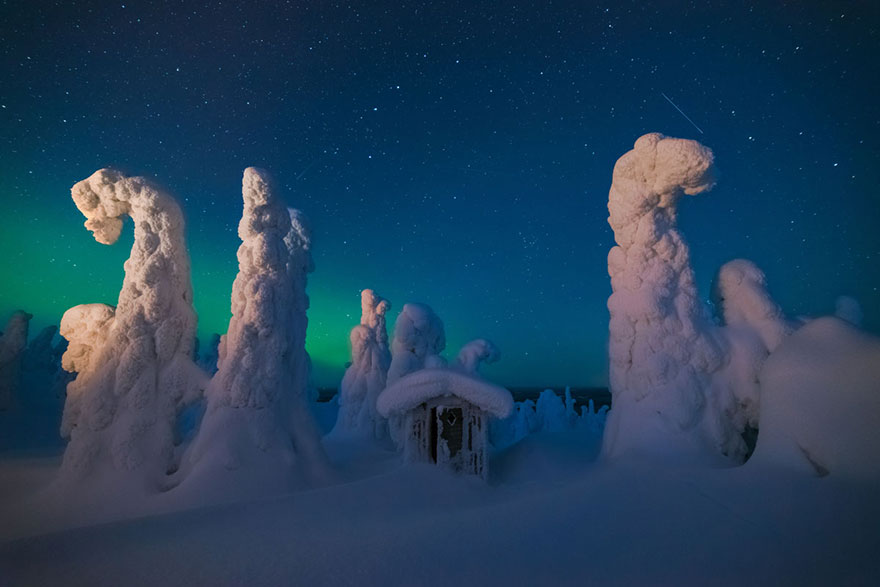 Mystic Shed, Finland