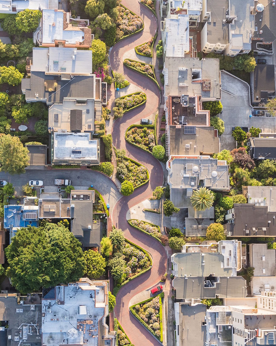 Lombard Street, San Francisco, United States