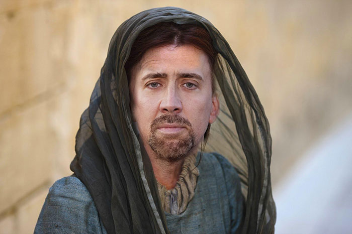 New Face Swap Technology Adds Nicolas Cage To Every Single: If Nicolas Cage Played Every Character In Game Of Thrones