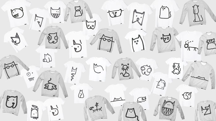 Our T-Shirt Designs Remain A Mystery Until You Unpack The Box