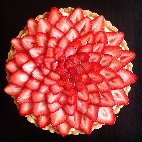 This Strawberry Tarte