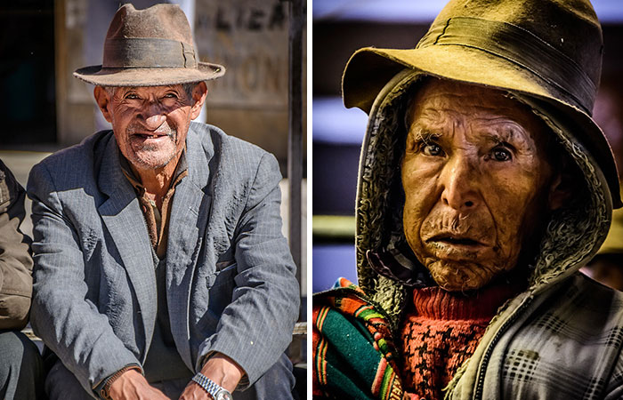I Photographed A Local Market In Sucre, Bolivia