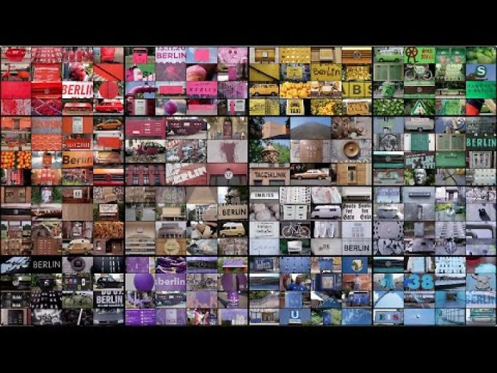 I Filmed Whole City Of Berlin And Reorganized It