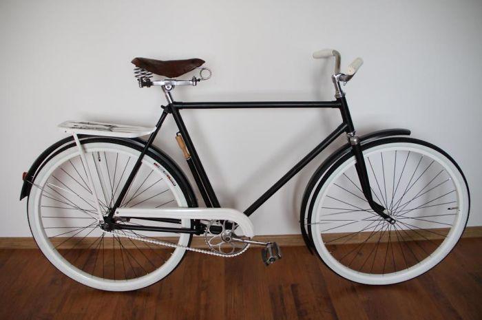 I Made A Timelapse Of My Old Bike's Restoration Process