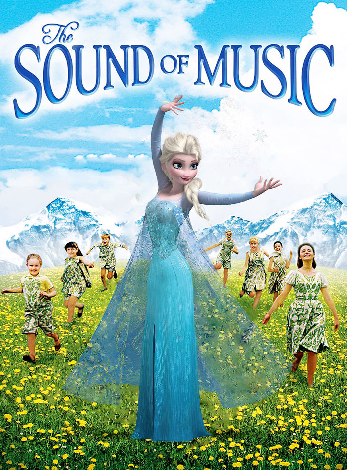 Elsa In 'The Sound Of Music'